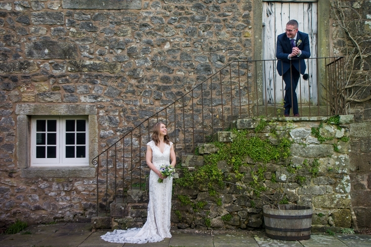 The Wedding of Paul & Emma, Inn at Whitewell, 19/03/16